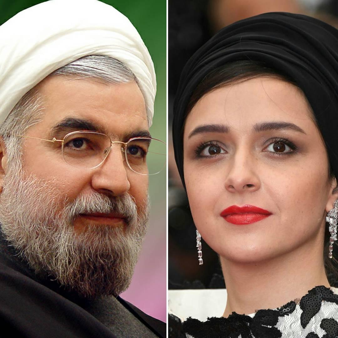 درخواست ترانه علیدوستی از حسن روحانی