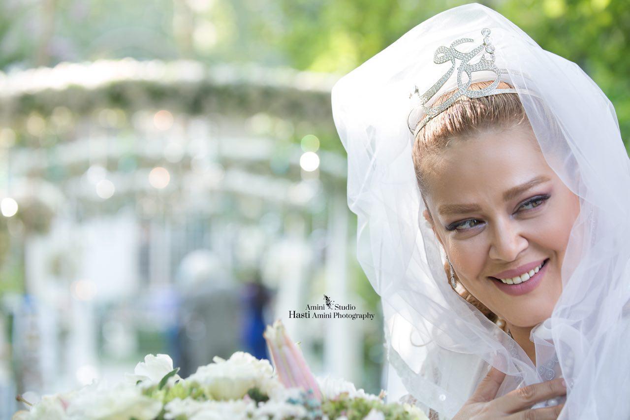 ببینید: عکسهای جدیدی از عروسی بهاره رهنما