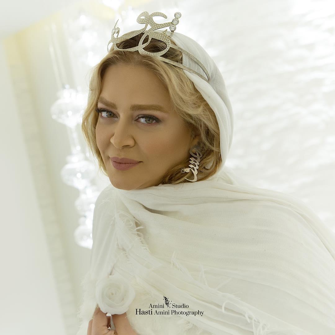 چرا بهاره رهنما عکسهای عروسی اش را منتشر کرد؟