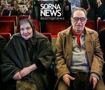 عکس:  زوج بازیگری که 46 سال از ازدواجشان می گذرد!