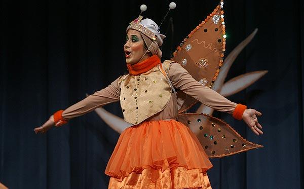 فراخوان بیست و چهارمین جشنواره تئاتر کودک و نوجوان منتشر شد