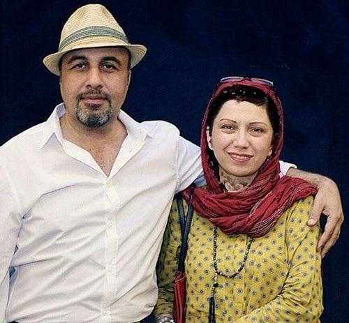 چرا رضا عطاران و همسرش بچه دار نمی شوند؟