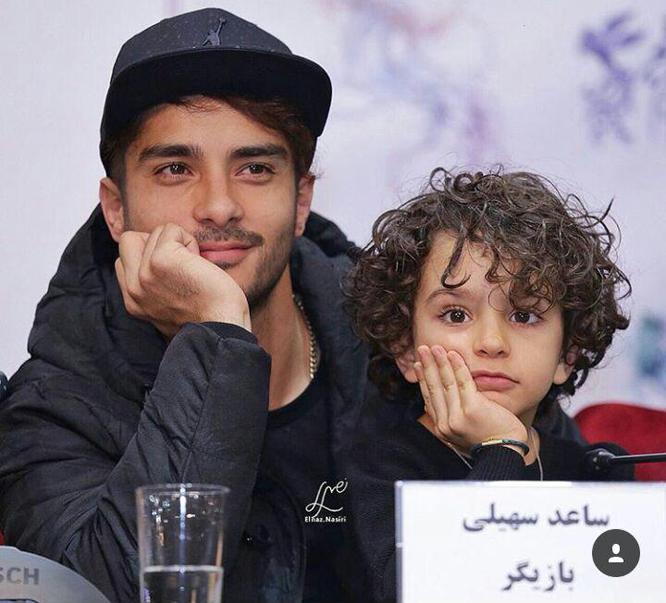ساعد سهیلی:دوست داشتم پدر بودن را تجربه کنم
