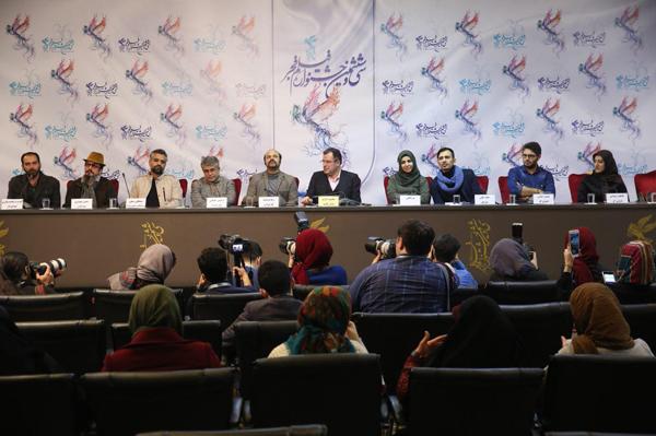 حاشیه های آخرین روز جشنواره فیلم فجر