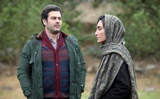 اکران همزمان دو فیلم با بازی هدیه تهرانی
