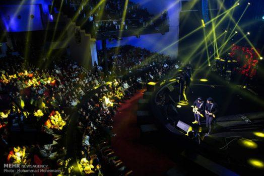 برنامۀ کنسرتهای موسیقی در روزهای پایانی سال