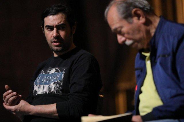 نمایش جدید «شهاب حسینی» روی صحنه می رود