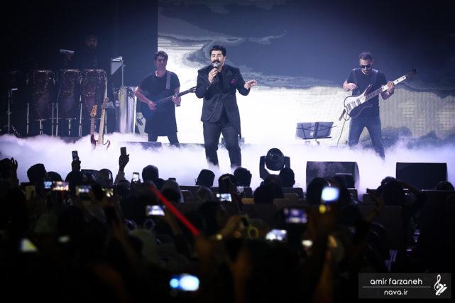 برنامه کنسرت خواننده ها در نوروز ۹۷ اعلام شد