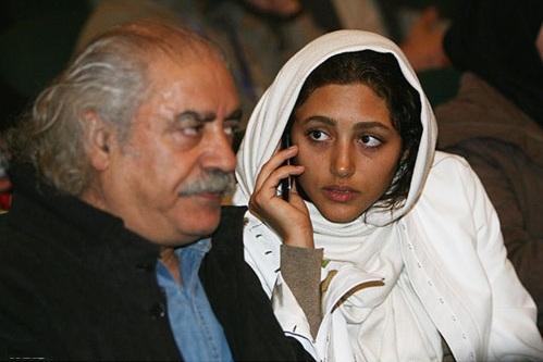 بهزاد فراهانی: گلشیفته دختر من نیست!