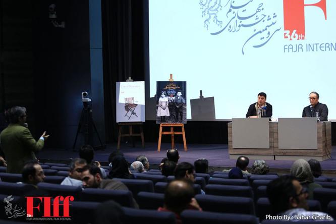 حضور الیور استون در جشنواره جهانی فجر