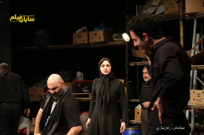 تبلیغات تئاتر ایران در شبکههای جِم!