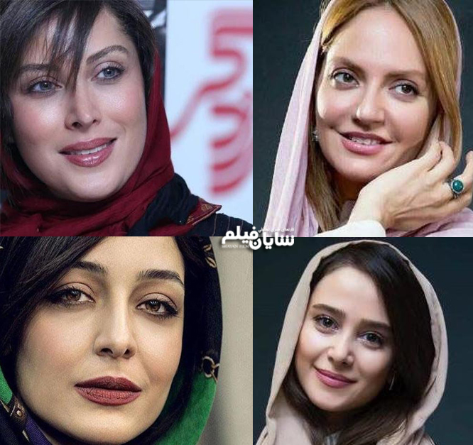زیباترین بازیگران زن ایرانی در رتبه بندی جهانی