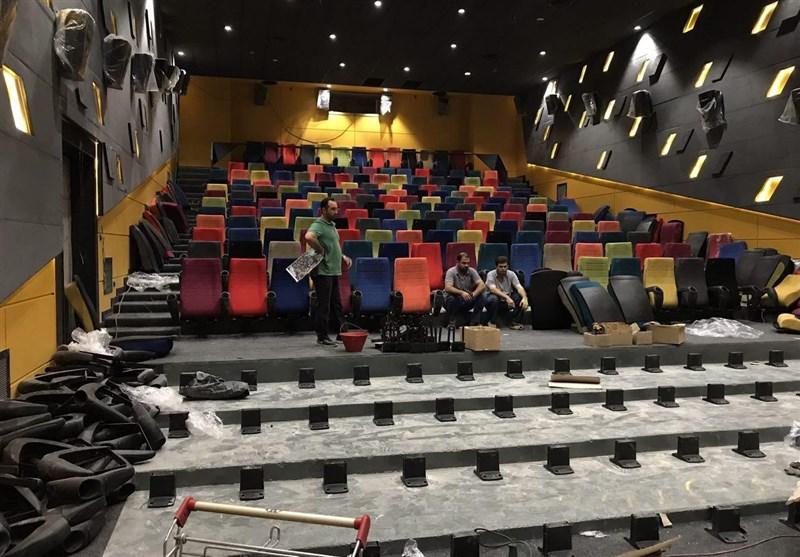 امسال ١٢٠ سالن سینما در کشور احداث میشود