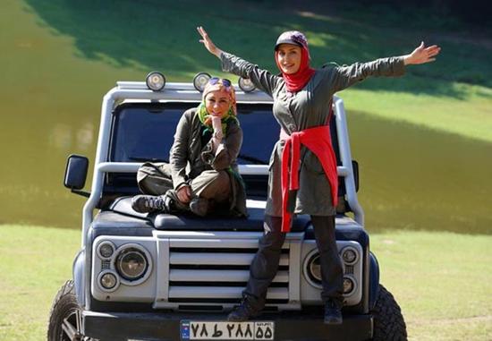 فصل دوم «رالی ایرانی» با سلبریتی های جدید