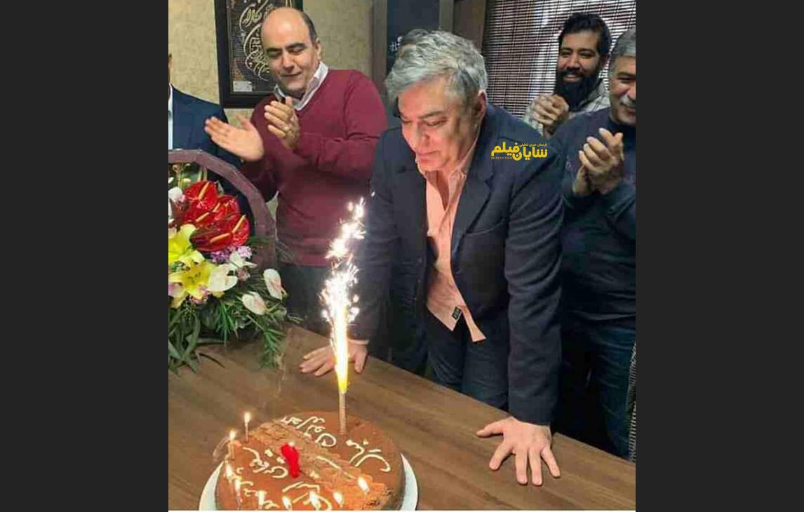 ببینید: جشن تولدِ پدرخواندۀ سینمای ایران!