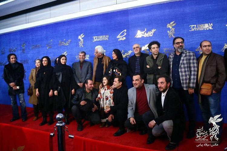 جشنوارۀ 37 فیلم فجر/گزارش نشست«تیغ و ترمه»