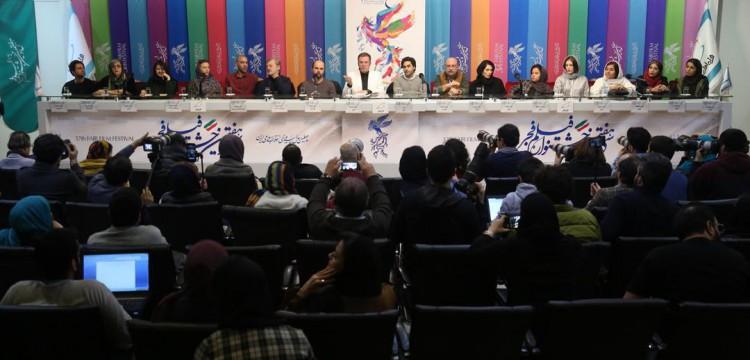 جشنوارۀ 37 فیلم فجر/گزارش نشست فیلم«یلدا»