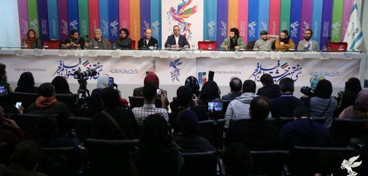 جشنوارۀ 37 فیلم فجر/ گزارش نشست «متری6.5»