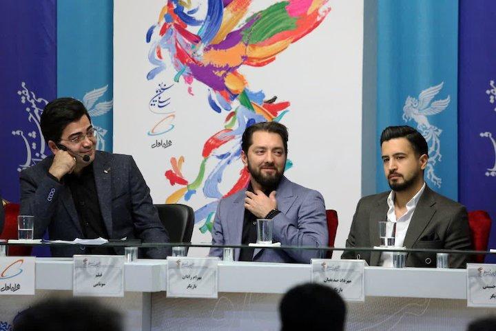 جشنوارۀ 37 فیلم فجر/ گزارش نشست «سونامی»