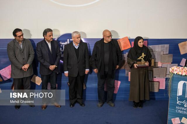 معرفی برگزیدگان هشتمین کتاب سال سینمای ایران