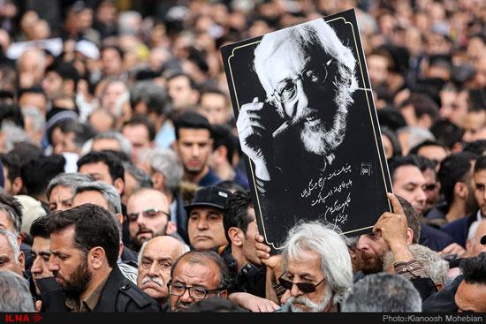 اهدای یادگارهای جمشید مشایخی به موزه سینما
