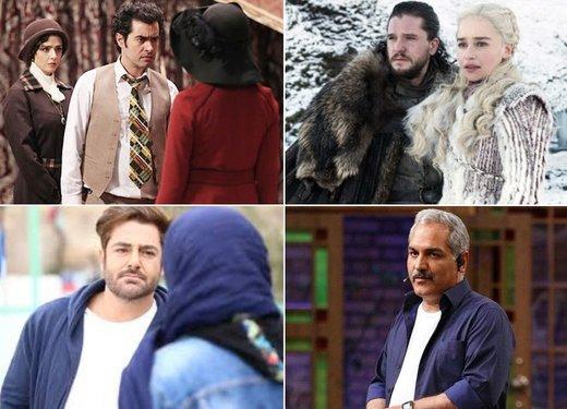 مقایسه دستمزد بازیگران سریال جهانی «بازی تاج و تخت» با بازیگران ایرانی سریال «شهرزاد»