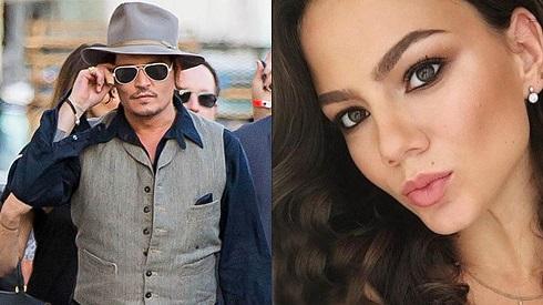 ازدواجِ بازیگر مرد معروف با دختر رقصندۀ روسی!