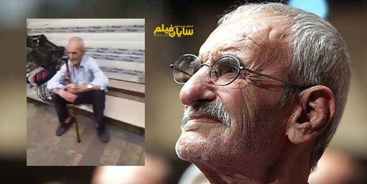 احمد پور مخبر  گدایی نکرده و نمی کند!