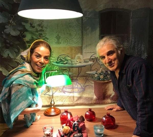 همه چیز درباره ازدواج دومِ بازیگر مشهور ایرانی