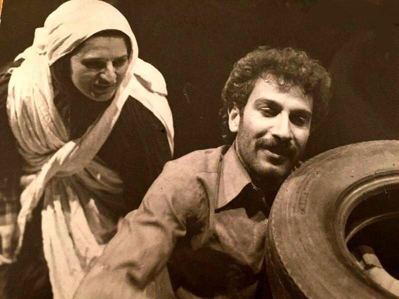 ببینید: عکس زیر خاکی ار اصغر فرهادی و همسرش