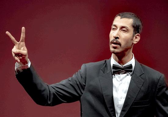 بهرام افشاری و رکوردشکنی در عرصهی جدید
