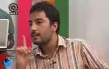 ببینید: فیلمی از نوید محمد زاده وقتی مجری تلویزیون بود