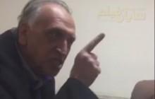 ببینید: اعتراض احمدنجفی در راهروهای وزارت ارشاد