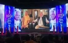 فیلم کامل بزرگداشت اكبر عبدی در جشنواره فیلم فجر