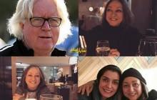شباهتِ عجیبِ همسرِ شِفر با بازیگر زن ایرانی!