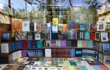 اتفاق عجیب در کتابفروشیهای میدان انقلاب