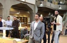 ضبط برنامۀ تلویزیونی رضا گلزار شروع شد
