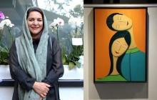 اعتراض هنرمندان، نمایشگاه میلانی را تعطیل کرد!