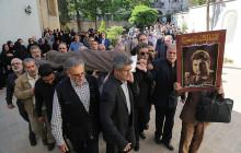 ماجرای دفن دو هنرمند ایرانی در یک قبر!