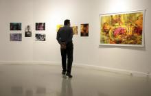 گالری گردی در شاهکار طبیعت فصل رنگها