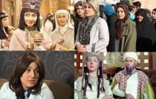 چالش کلاهگیس برای بازیگران زن در تلویزیون!