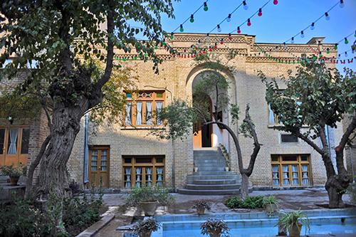 خانه قباد و شهرزاد در کجای تهران است؟
