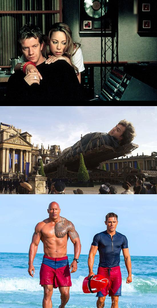 14 فیلم جنجالی که بازیگرانش را به دردسر انداخته!