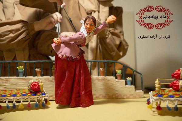 «ماه پیشونی» به پردیس تئاتر تهران میآید