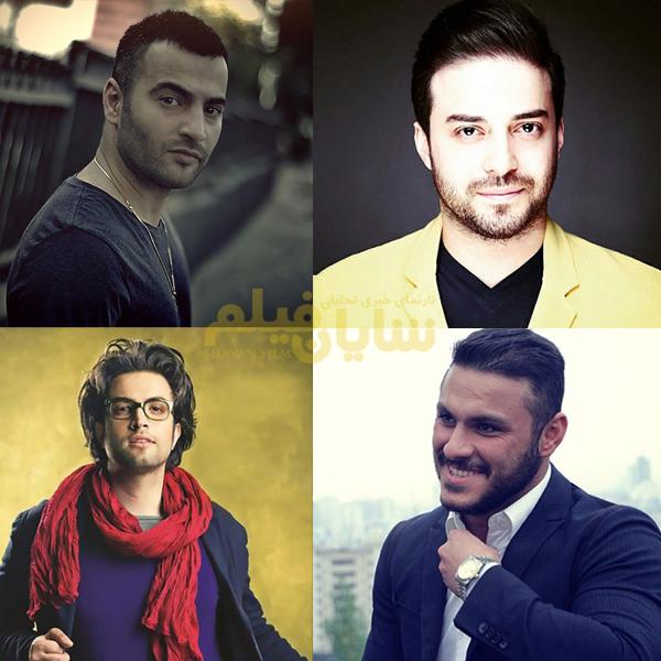 پرطرفدارترین خواننده های ایرانی در اینستاگرام